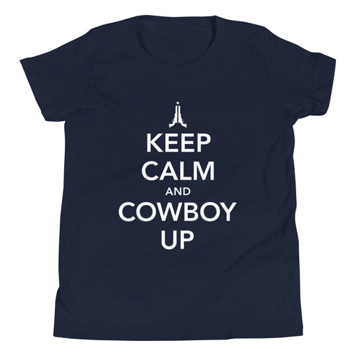 Keep Calm and Cowboy Up - Youth