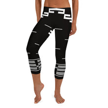 Load image into Gallery viewer, Cowgirl Country 2 - Capri Leggings