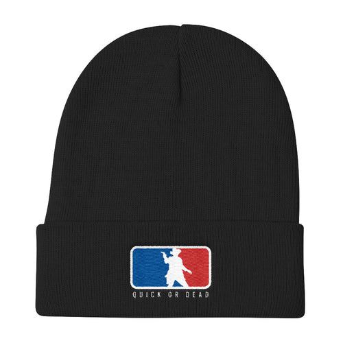 Major League Outlaw - Knit Beanie