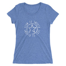 Load image into Gallery viewer, Smooth Star - Ladies' short sleeve t-shirt