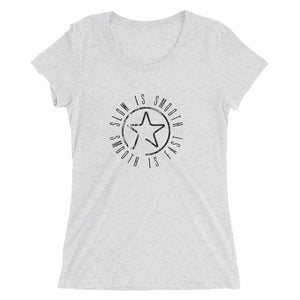 Smooth Star - Ladies' short sleeve t-shirt