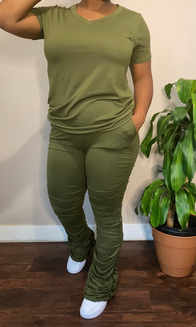Runch It Up set Olive
