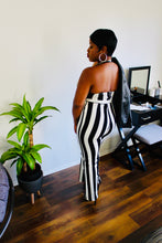 Load image into Gallery viewer, Stripe Me Down Jumpsuit