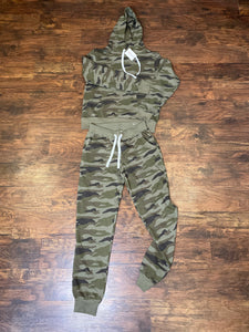 Fatigue Jogger set