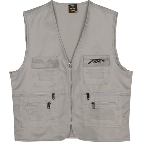 Vest - Light Grey