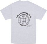 Fruits x FPS Globe Tee - Grey
