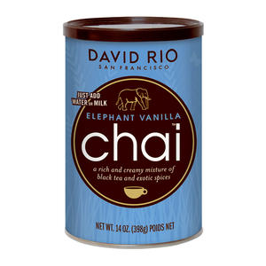 David Rio Elephant Vanilla Chai 14oz
