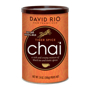 David Rio Tiger Spice Chai - 14oz