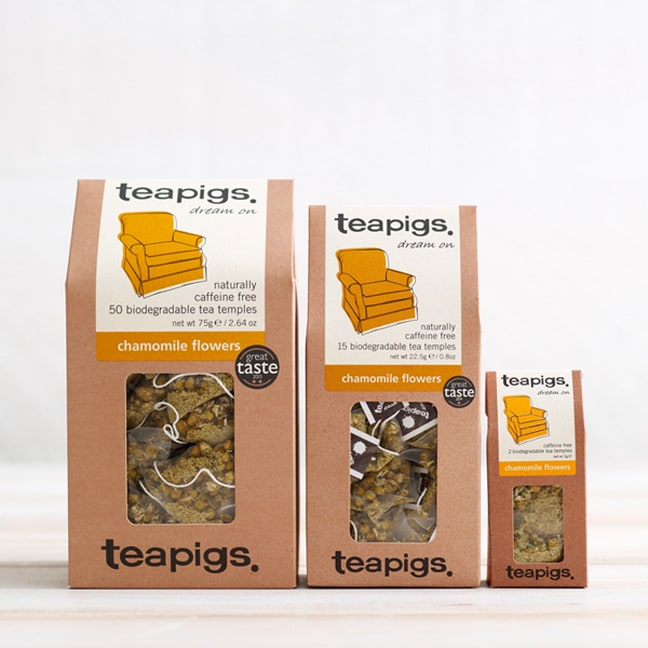 Tea Pigs - Camomile Flowers