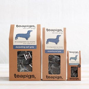 Tea Pigs - Darjeeling Earl Grey