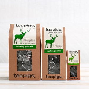 Tea Pigs - Mao Feng Green Tea