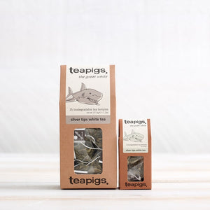 Tea Pigs - Silver Tips White Tea