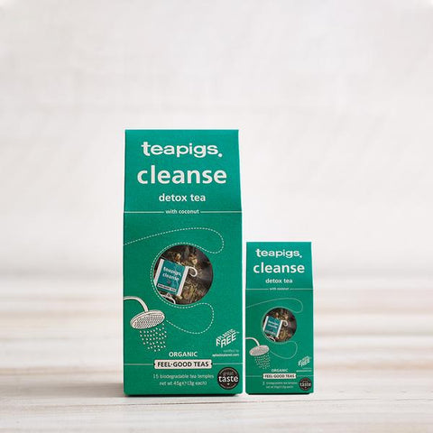 Tea Pigs - Organic Cleanse