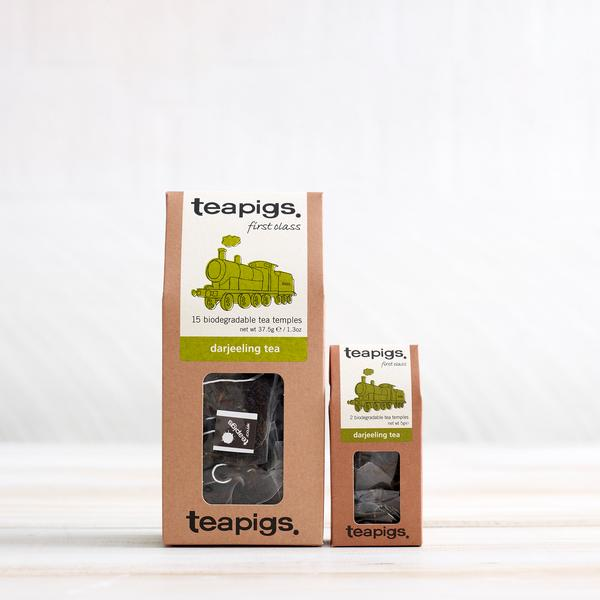 Tea Pigs - Darjeeling Tea