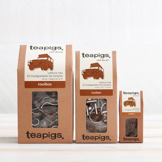 Tea Pigs - Honeybush and Rooibos