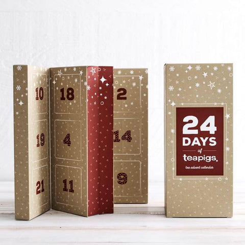 Tea Pigs - 24 days of Teapigs - Tea Advent Calendar