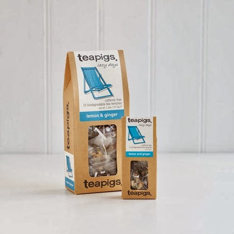 Tea Pigs - Lemon & Ginger