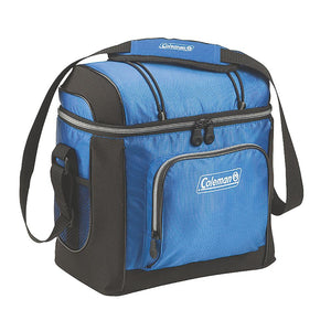 Coleman 16 Can Cooler Gray Abominable Ice