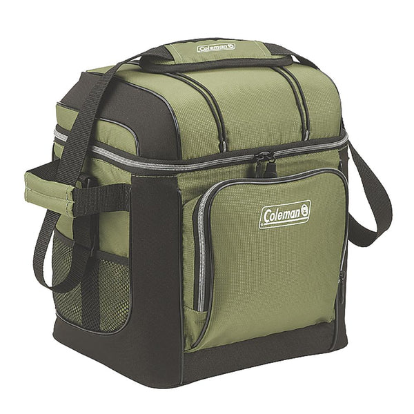 Coleman 30 Can Cooler Green Abominable Ice