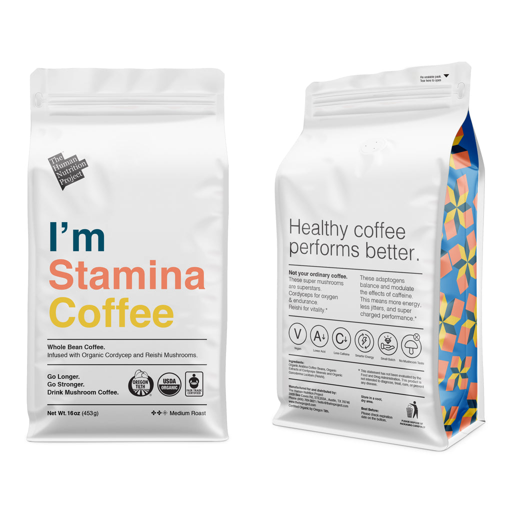 I'm Stamina Coffee International (Singles)