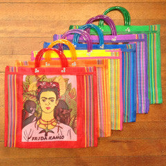 MEXICAN FRIDA KAHLO TOTE