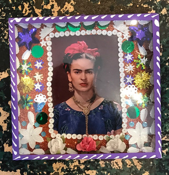 FRIDA KAHLO WINDOW