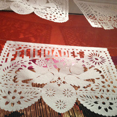 5 MEXICAN ARTIST WEDDING FESTIVE BUNTING