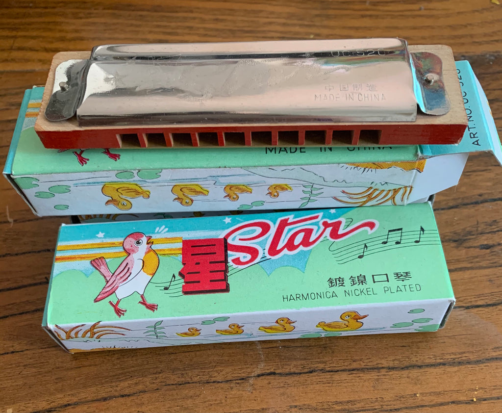 Black Friday Vintage Harmonica