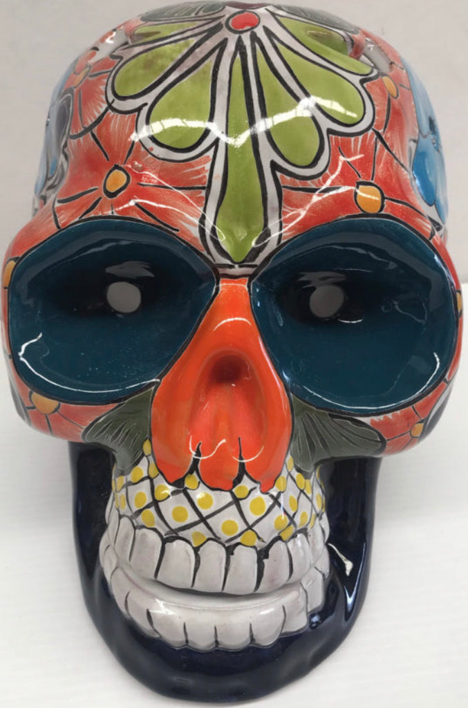 Grinning SKull, Intangible Cultural Heritage of Humanity Mexico