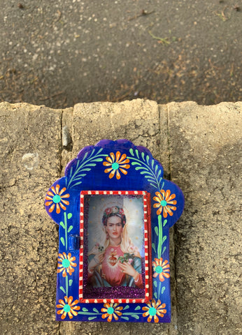 SACRED HEART of FRIDA