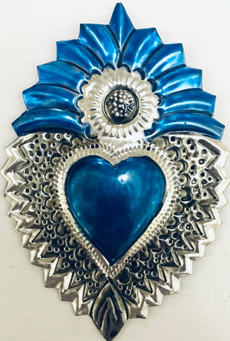 Tin Heart has the Blues NEW STOCK SOON