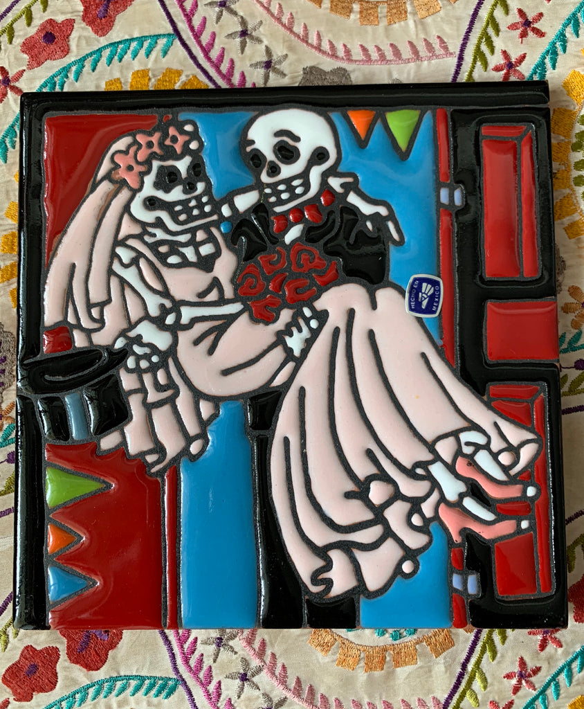 Day of Dead Tile XL