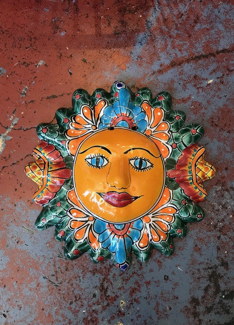 HAPPY CERAMIC SUN
