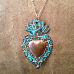Passionate Heart Necklace