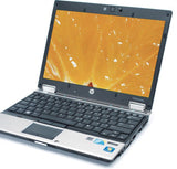 HP EliteBook 2540P Laptop Core i7 2.13GHz 4GB 160GB