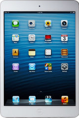 Apple iPad mini 16GB, Wi-Fi, 7.9in - White & Silver MD531LL/A