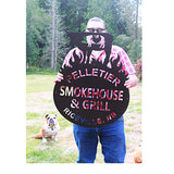 Randy's Smokehouse & Grill with Flames