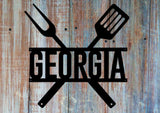 Georgia BBQ - DDR Fabrication