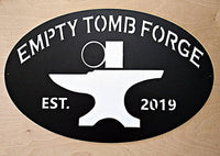 Empty Tomb Forge