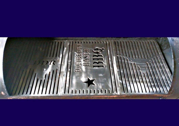 Double Dun Grill Grates