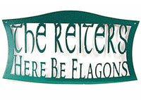 The Reiters Here Be Flagons