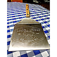 "Custom BBQ Spatula Medium Size 9""x9"""
