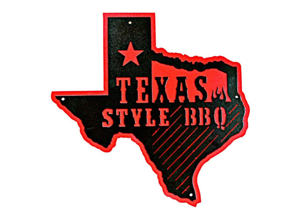 Texas Style BBQ Layered Version