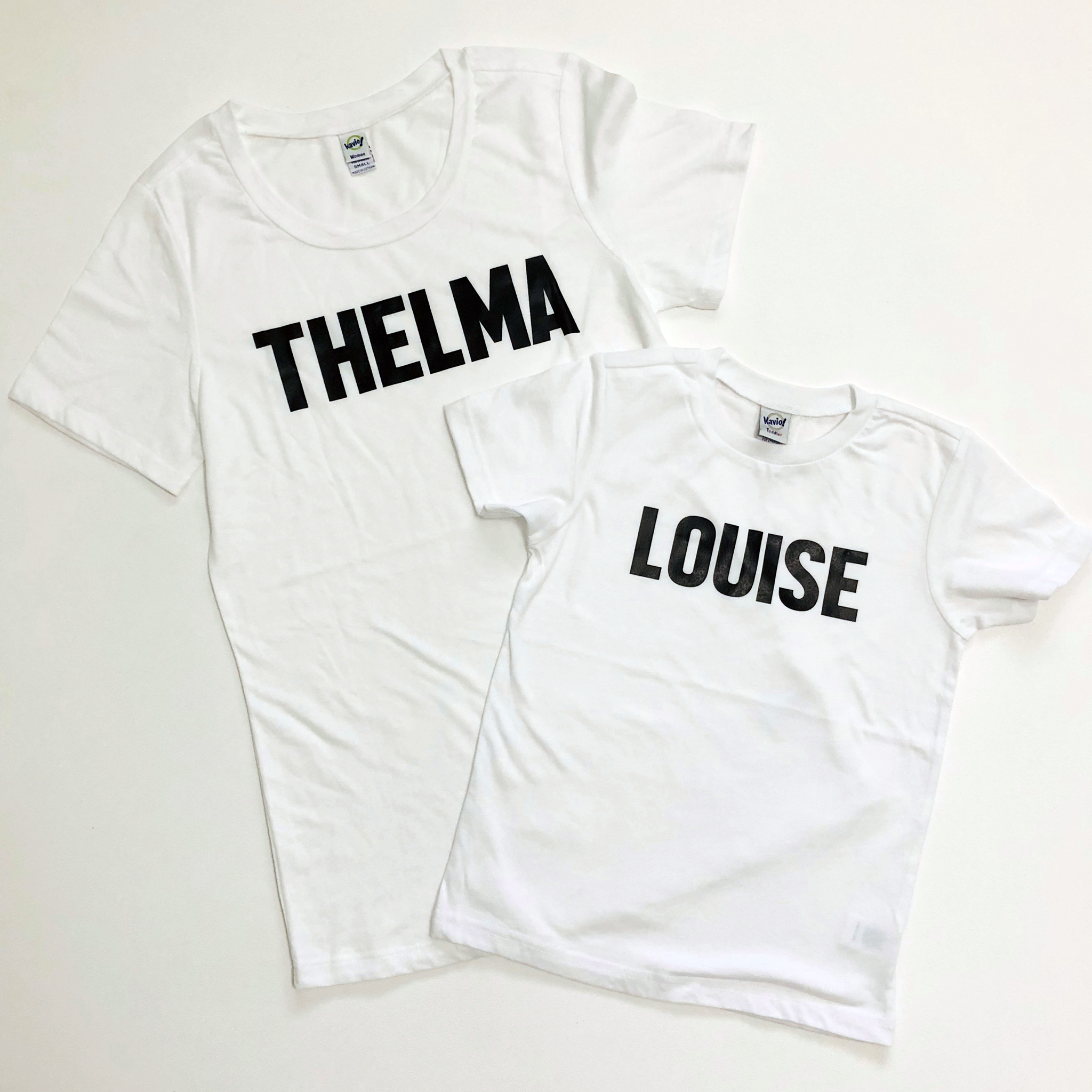 Thelma & Louise Tees Combo