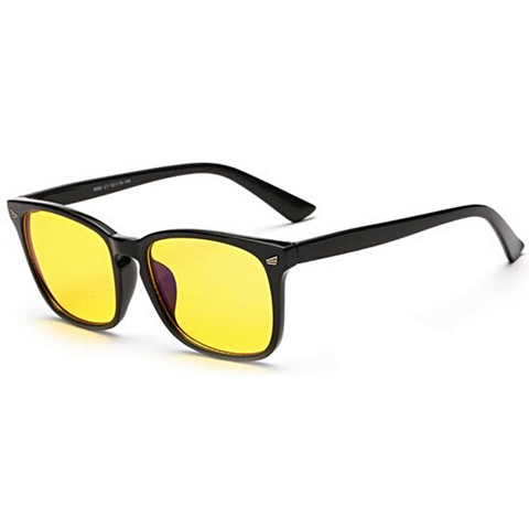 Image of Alcor - Amber Gaming Glasses