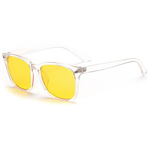 Alcor - Amber Gaming Glasses
