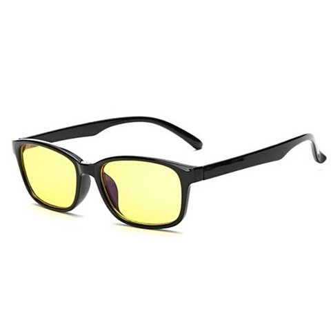 Crux - Amber Gaming Glasses