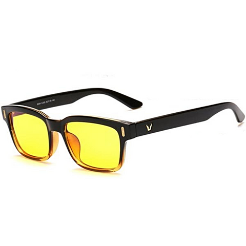 Vega - Amber Gaming Glasses