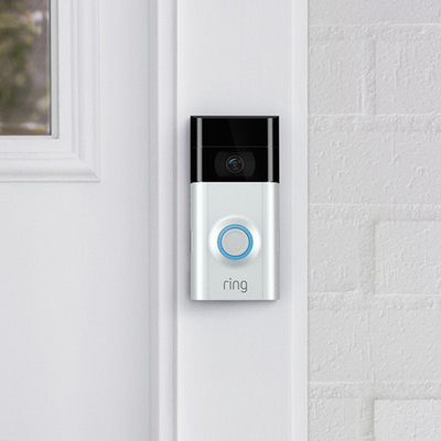RING Timbre inteligente Video Doorbell 2 1080p Visión nocturna - Bestmart