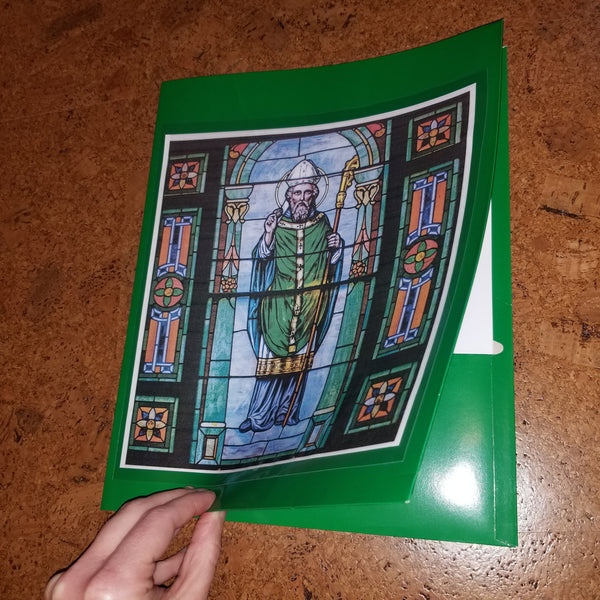 St Patrick Coloring Packet